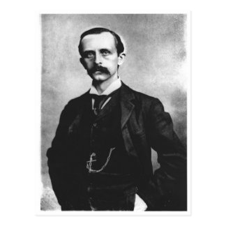 Sir James Matthew Barrie Postcard