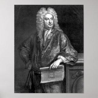 Sir John Vanbrugh Poster