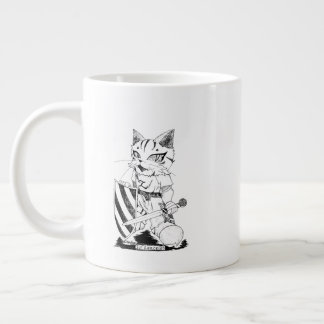 "Sir Lancelot ""Troupe Camelot"" (lance lot Large Coffee Mug"