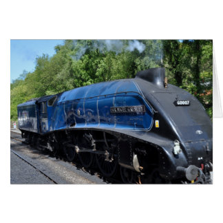 Sir Nigel Gresley Greeting Card
