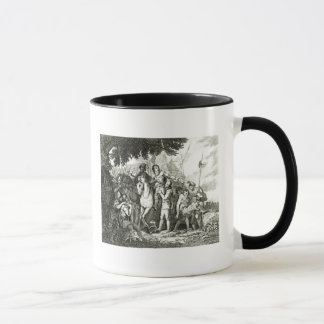 Sir Philip Sidney's Kindness to a Soldier, 1815 Mug