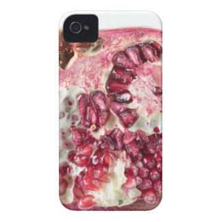 Sir Pomegranate iPhone 4 Case