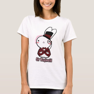 Sir Reginald Bunnykins Women Shirt Violet LeBeaux