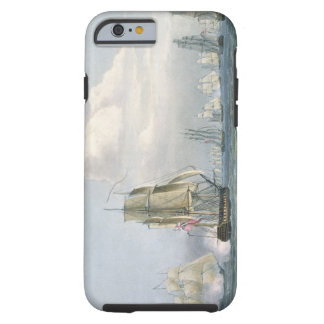 Sir Sidney Smith s 1764-1840 Squadron engaging a iPhone 6 Case