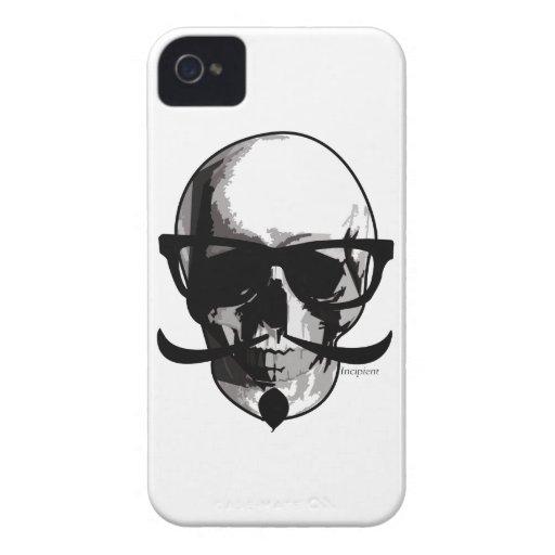 Sir Skull iPhone 4 Case