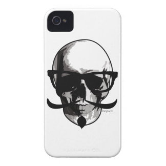 Sir Skull iPhone 4 Case