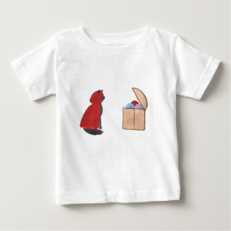 Sir Squeaker of Kittenton Is Victorious Baby T-Shirt