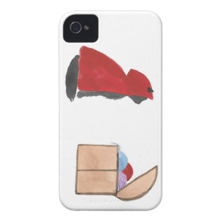 Sir Squeaker of Kittenton Is Victorious iPhone 4 Covers
