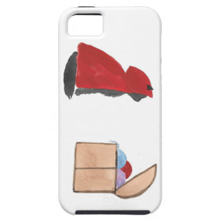Sir Squeaker of Kittenton Is Victorious iPhone 5 Case