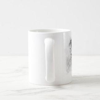 Sir thinking coffee mug