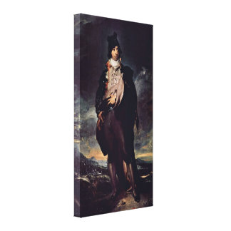 Sir Thomas Lawrence - John Lord Mountstuart Gallery Wrapped Canvas
