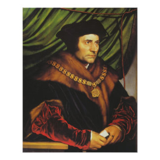 Sir Thomas More Poster