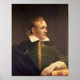 Sir Thomas Stamford Raffles Poster