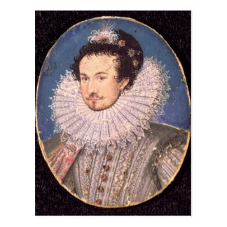 Sir Walter Raleigh Postcard