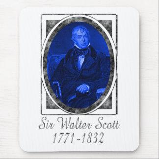 Sir Walter Scott Mouse Pad