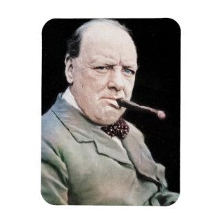Sir Winston Churchill Magnet