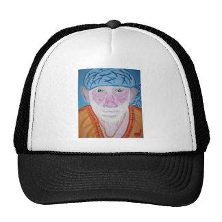 SIRDI Sai Baba SaiBaba Guru Divine Blessing Yoga Trucker Hats