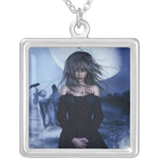Sired Silver Plated Necklace