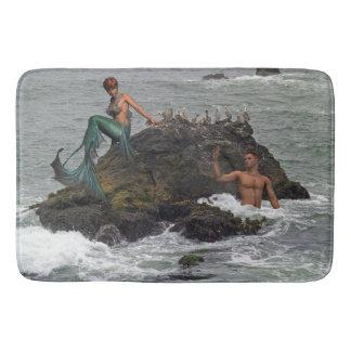 Siren Bath Mats