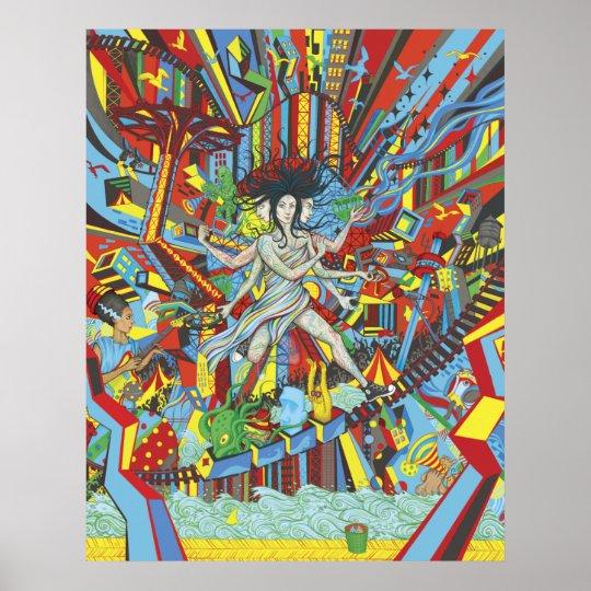 Siren Festival Poster