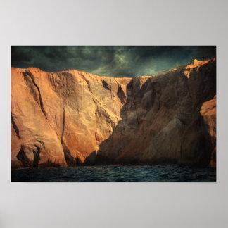 Siren Rocks Poster