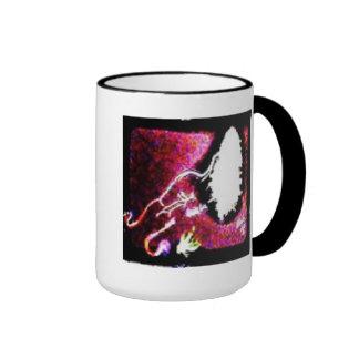 siren ros coffee mug