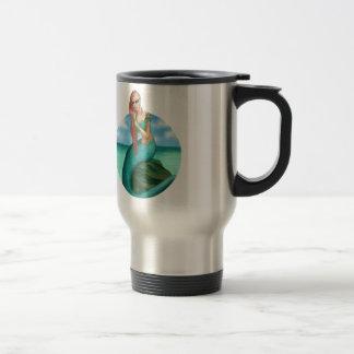 Siren Stainless Steel Travel Mug