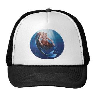 """Sirens"" Mesh Hats"