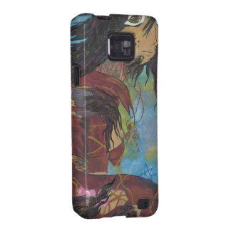 Siris in Transformation - Monster Book 1 cover art Samsung Galaxy SII Cases