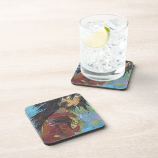 Siris in Transformation - Monster Book 1 cover art Drink Coasters