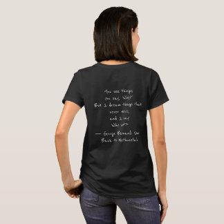 """Siri's Response to """"Why Not?"""" T-Shirt"""