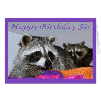 sis birth card