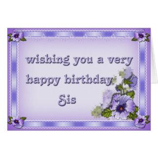 Sister2 Card