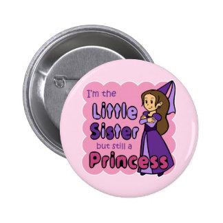 Sister 6 Cm Round Badge