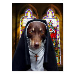 Sister Ally Postcard