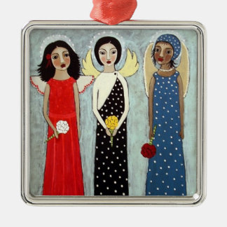 Sister Angel Ornament