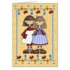 Sister Friendship Birthday Card
