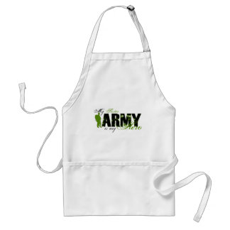 Sister Hero 3 - ARMY Adult Apron