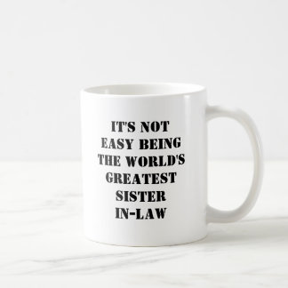 Sister-In-Law Coffee Mug