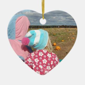 Sister Love Forever Christmas Ornament