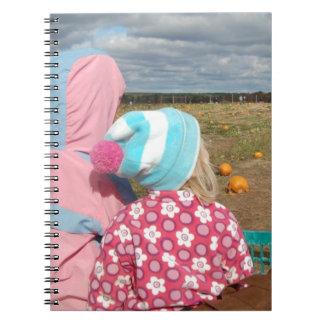 Sister Love Forever Spiral Notebook