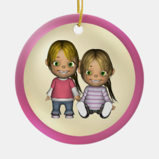 Sister Love ornament