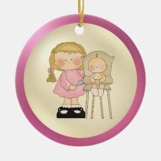 Sister Love Ornament