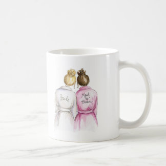 Sister Maid of Honour Mug