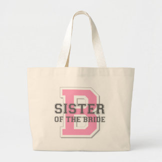 Sister of the Bride Cheer Bags