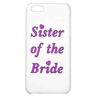 Sister of the Bride Simply Love iPhone 5C Cover