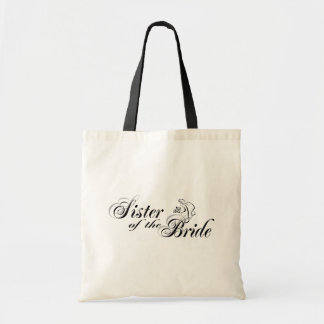Sister of the Bride Tote Budget Tote Bag