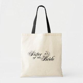 Sister of the Bride Tote Tote Bag