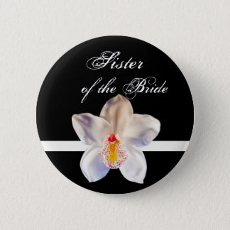 Sister Of The Bride  Wedding ID Badge