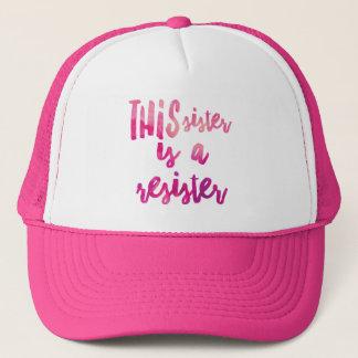 Sister Resister Trucker Hat